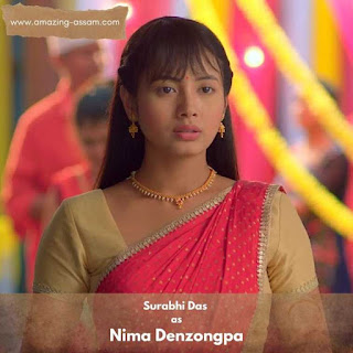 Surabhi Das as Nima Denzongpa