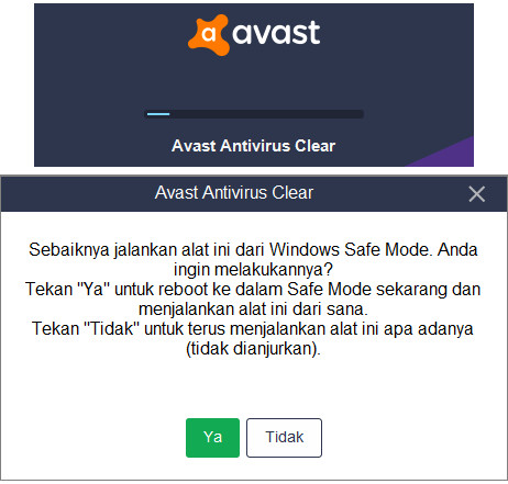 Cara Menghapus Avast Windows 10