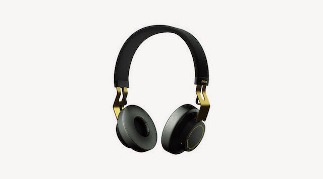Go For Gold With Jabra Move Wireless In Gold