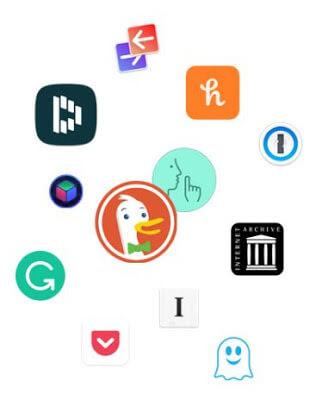 macOS big sur privacy report