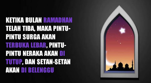 kata kata menyambut ramadhan 2021
