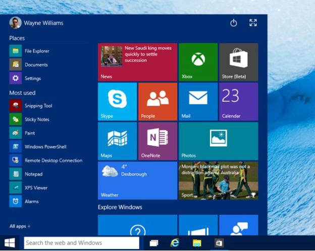 Alternative To Windows 10 81 8 7 Vista XP Star Menu And Button With True Aero Skin Start X Pro 572 Download Free Full