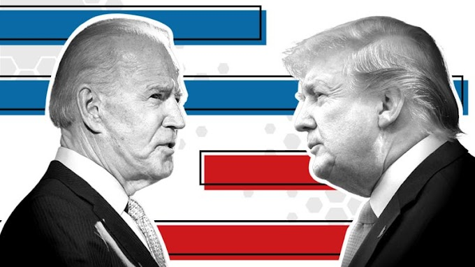 Trump vs Biden who will win The US election in 2020