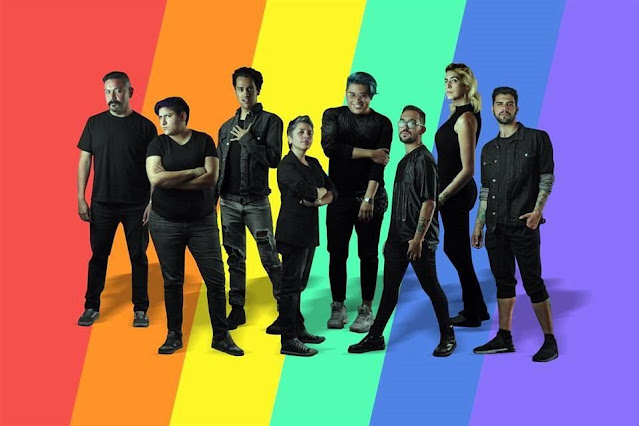 Standup Mexicano gay o queer