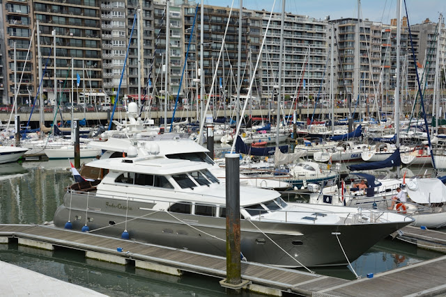 Blankenberge Yacht harbour