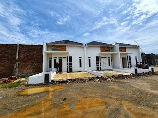 Contoh Rumah Murah Tanpa DP - Tanpa Bunga - Tanpa BI Checking - Simpang Selayang Medan | District M