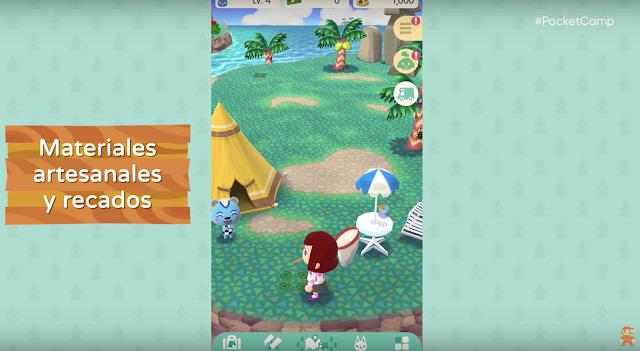 Animal Crossing: Pocket Camp llegará a finales de noviembre