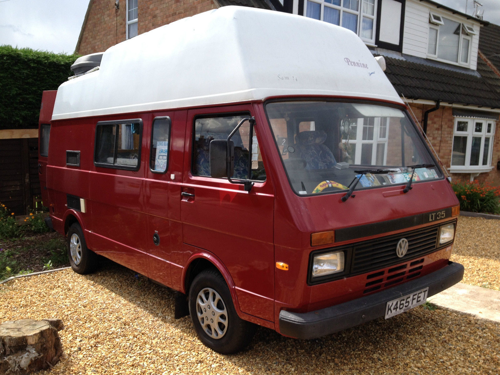 Used Rvs 1993 Vw Lt35 Campervan For Sale For Sale By Owner