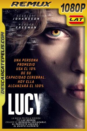 Lucy (2014) 1080p BDRemux Latino – Ingles