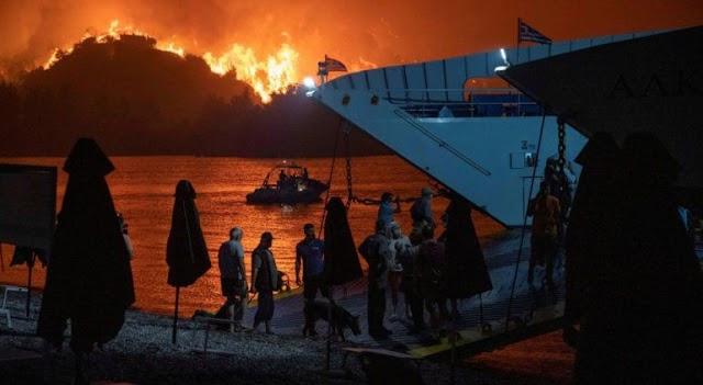 El mundo en llamas. Grecia, Perú, California, Bolivia, Brasil... el fuego continúa arrasando