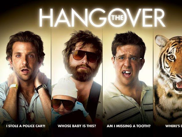 The Hangover: Pesta Lajang Berujung Malang