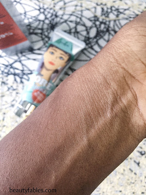 how to use porefessional matte rescue primer