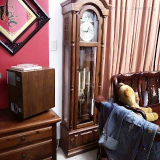 Ridgeway 5211 grandfather clock