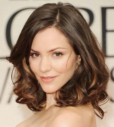 Gaya Rambut Pendek Untuk Muka Bulat | Gaya dan Model Rambut