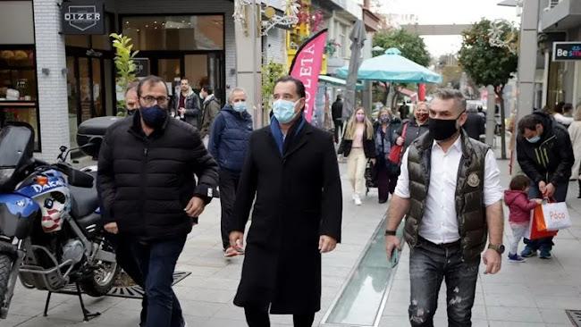 Προειδοποίηση Γεωργιάδη για το συνωστισμό στους δρόμους: «Θα είναι κρίμα να πάμε πίσω»