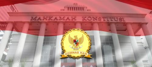 HAM dan Mahkamah konstitusi