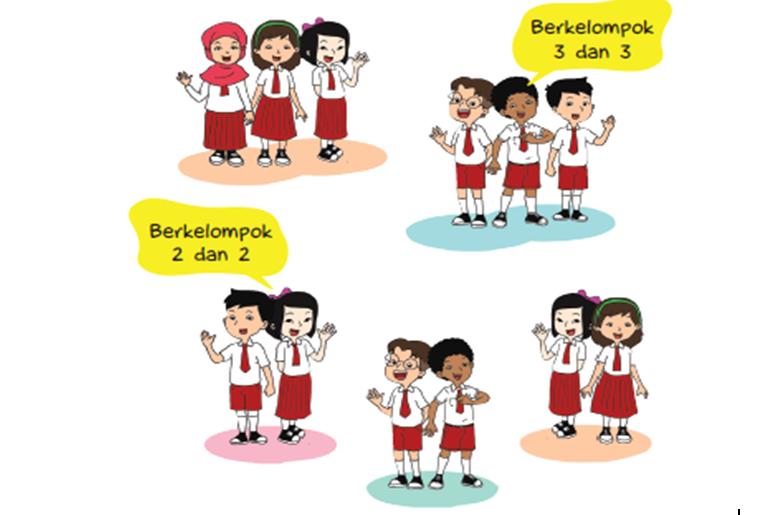 RPP Kurikulum 2013 SD Kelas 1 Revisi Tema 1 Subtema 1 Pembelajaran 3- kegiatan inti