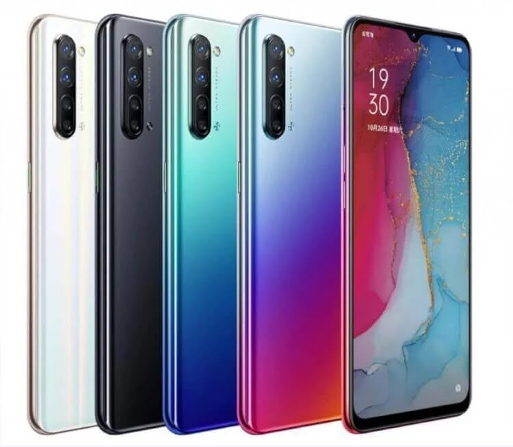 OPPO Reno3 with 4 Rear Cameras and 44MP Selfie Camera Now Official; Yours for Php18,990!
