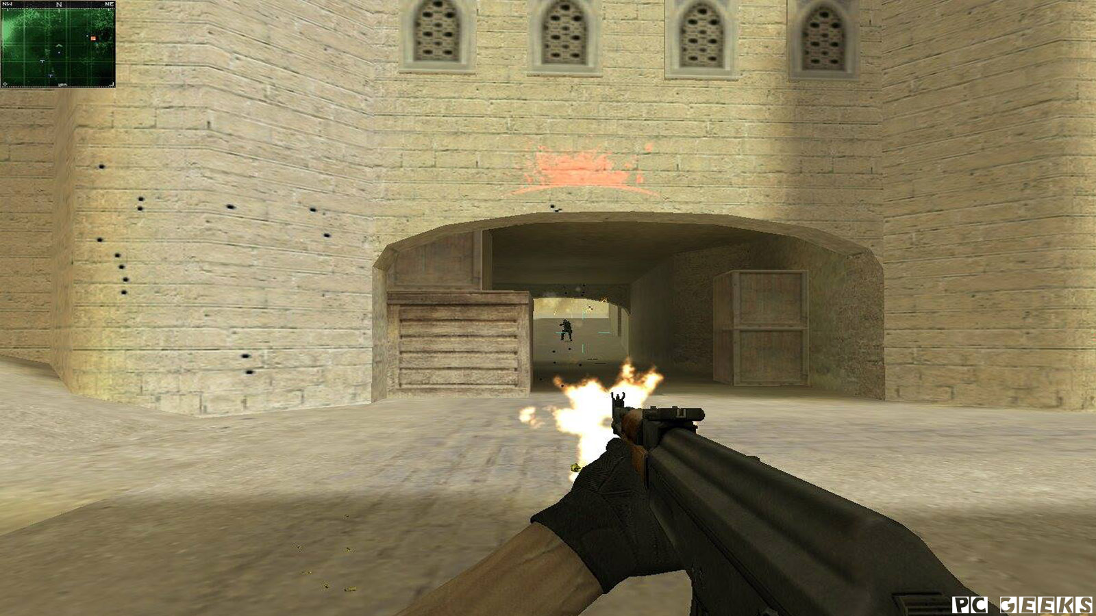 تحميل لعبة Counter Strike 1.6 العربية مضغوطة برابط واحد مباشر كاملة مجانا