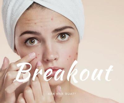 Cara Atasi Muka Breakout Dengan Produk Shaklee