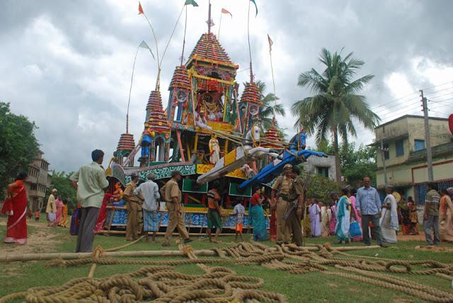গুপ্তিপাড়ার রথযাত্রা