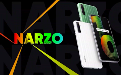 Realme Narzo 10A and Narzo 10 Price Specifications in Pakistan