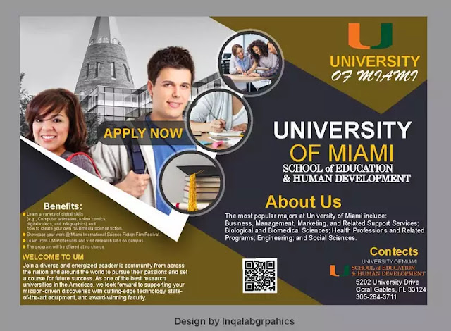 University Brochure Template