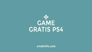 Game PS4 gratis di Playstation Store