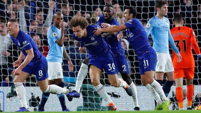 Manchester City Dan Chelsea Rudiger Inginkan The Blues Yang Kotor 2019