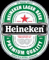 Cerveja Heineken Rotulo Vetor
