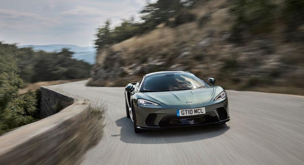 "McLaren GT - ""Kẻ phá vỡ"" các quy tắc về Grand Tourer"