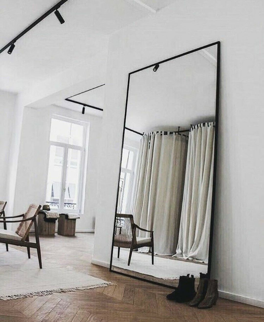 minimalist outfit idea for your home