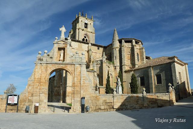 Sasamón, uno de los pueblos más bonitos de Burgos