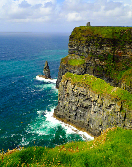 Plan your escape world travel adventures unhook now for life cliffs of moher republic of - Cliffs of moher pictures ...