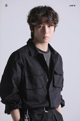 GEONU, integrante de JUST B de Kpop