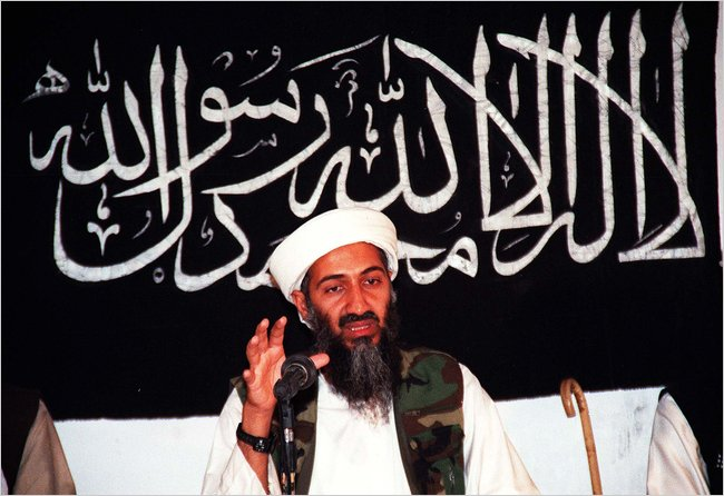 Osama Bin Laden é Morto Pelas Forças de Inteligência dos EUA no Paquistão