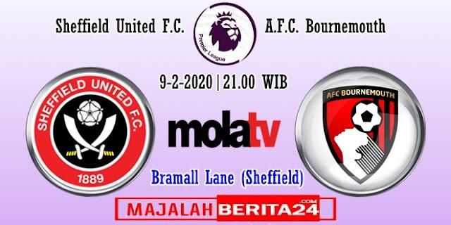 Prediksi Sheffield United vs AFC Bournemouth — 9 Februari 2020