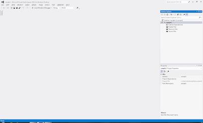 TechnoZeal: Compile and Run C Program using Visual Studio