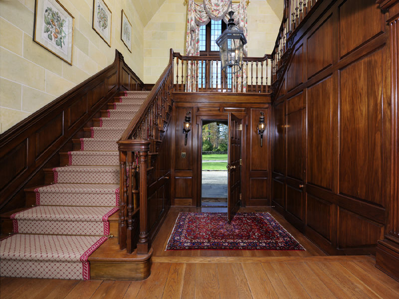 old world gothic and victorian interior design fabulous foyers. Black Bedroom Furniture Sets. Home Design Ideas