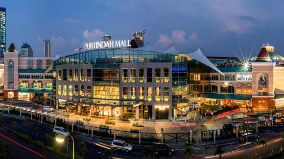 Puri Indah Mall di Puri kecamatan Kembangan, Jakarta Barat
