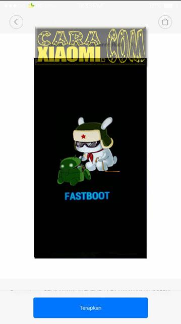 LockScreen MIUI Fastboot LS Mtz For Xiaomi