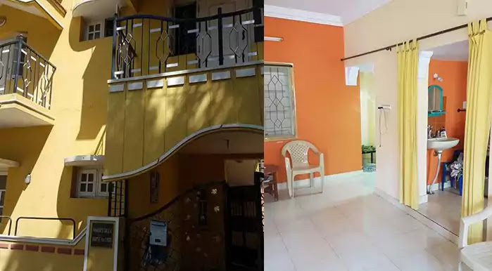 House For Rent at Bangalore