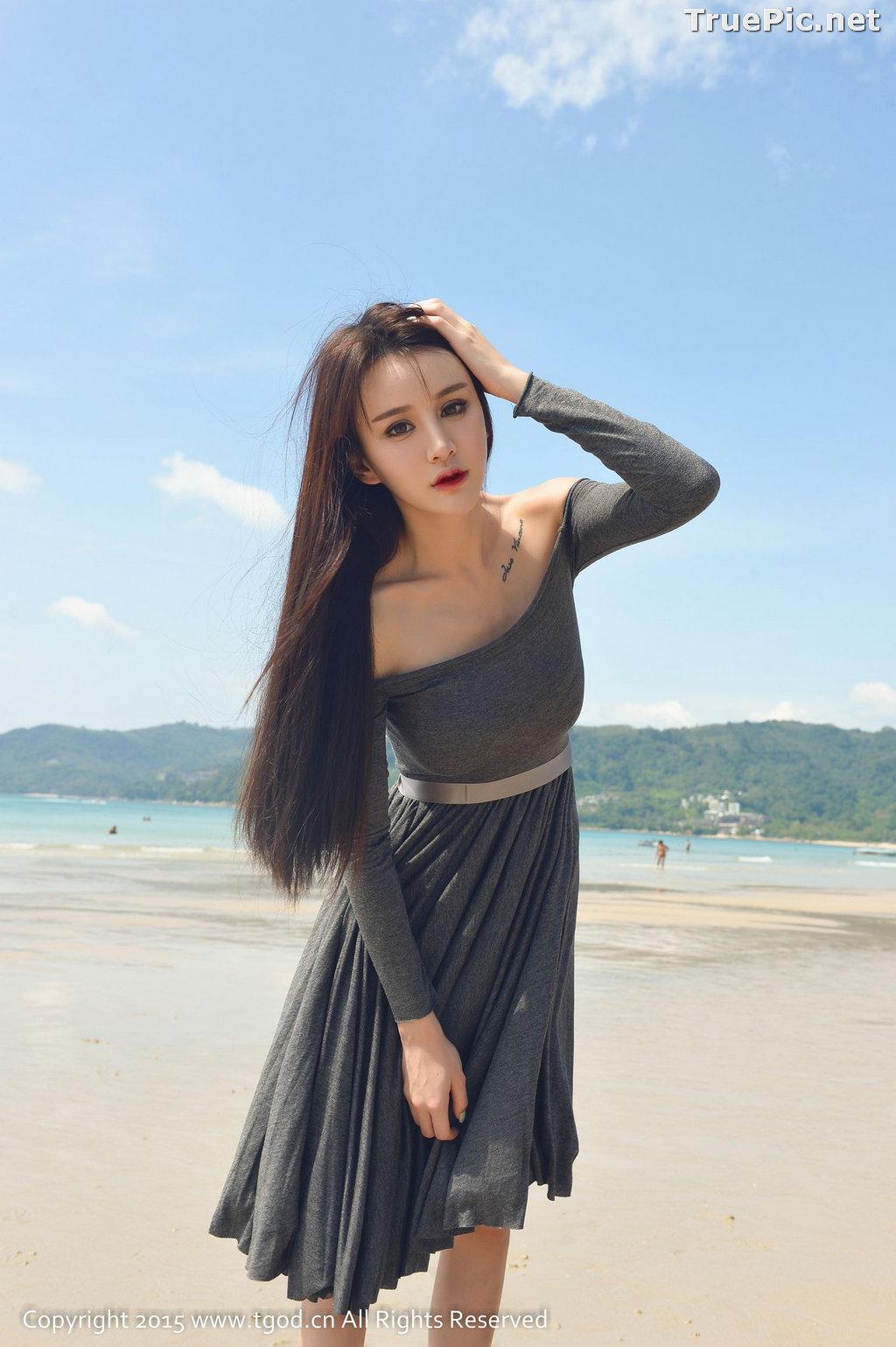 Image TGOD 2015-11-10 - Chinese Sexy Model - Cheryl (青树) - TruePic.net - Picture-48