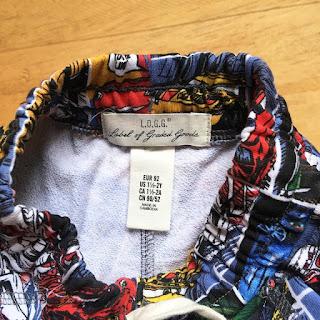 Quần short Mcqueen, xuất xịn, hiệu H&M, made in cambodia.