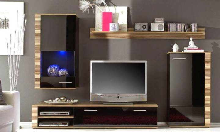 Modern & Cool LCD TV Unit Designs