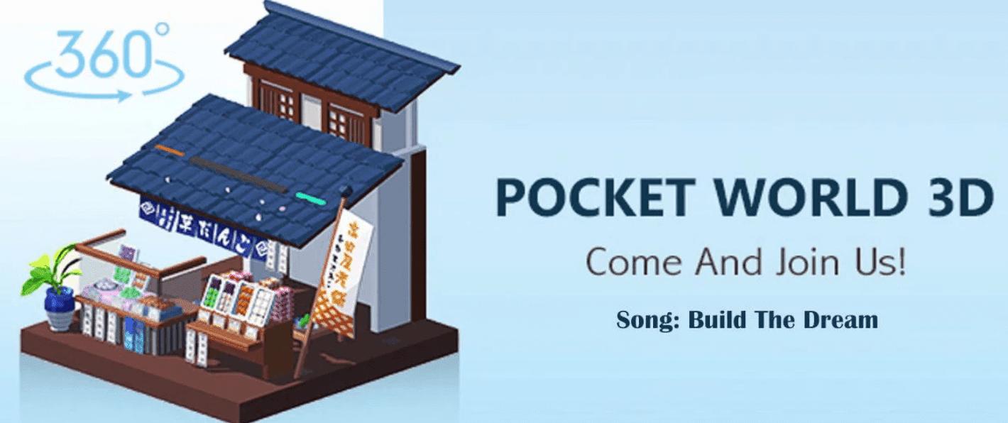 ملخص المعلومات حول Pocket World 3D هي لعبة ألغاز ثلاثية الأبعاد ممتعة ومريحة