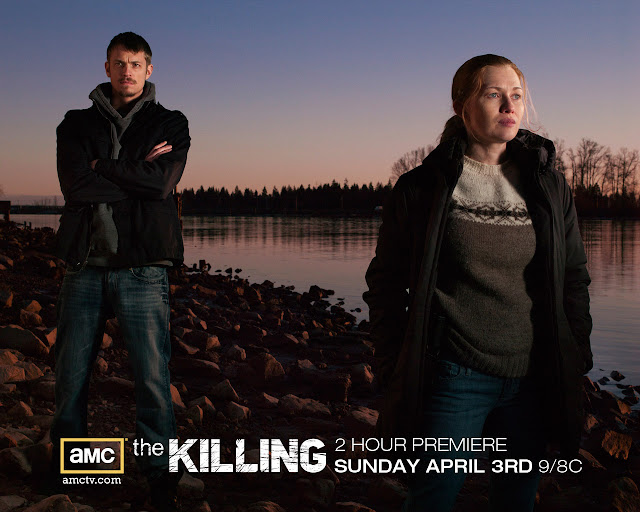 The Killing (AMC) Netflix