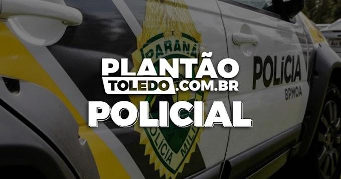 Homem com mandado de prisão é preso em Clínica de recuperação em Toledo