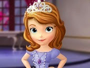 Sofia The First Hair Salon