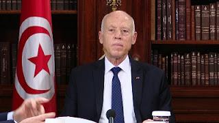 تونس، قيس سعيد، الإساءة للنبي محمد، إيمانويل ماكرون، حربوشة نيوز